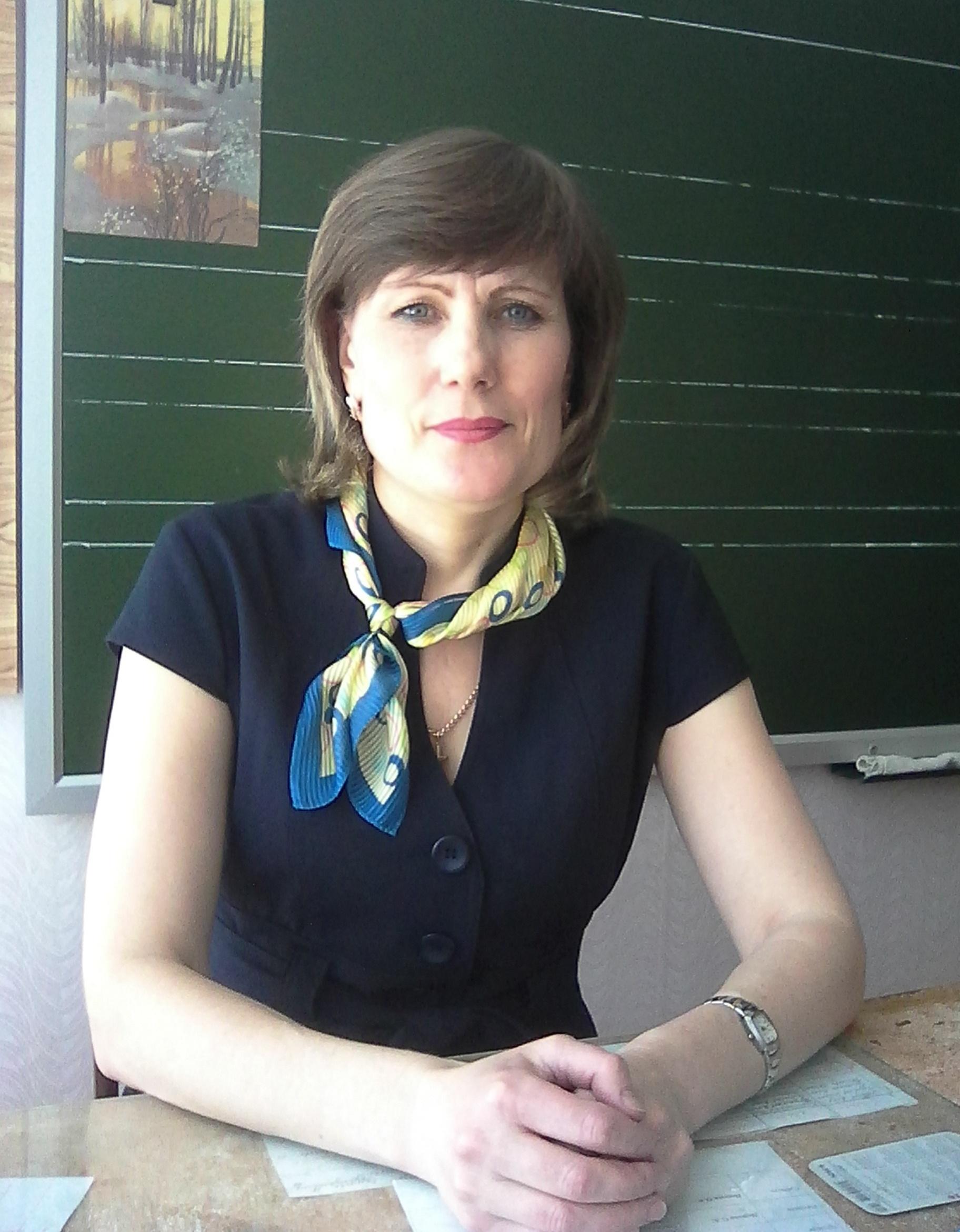 Инна Владимировна Журавлева